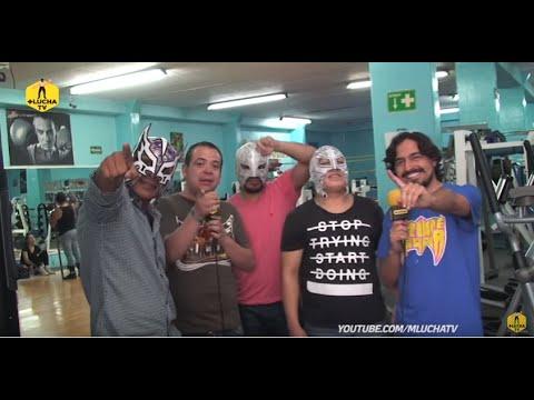 +Lucha con la Mala Hierba camino al debut de Innova Aztec Power