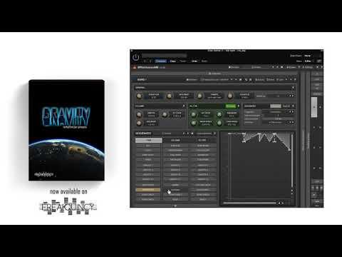 Gravity - MRhythmizer Preset Bank