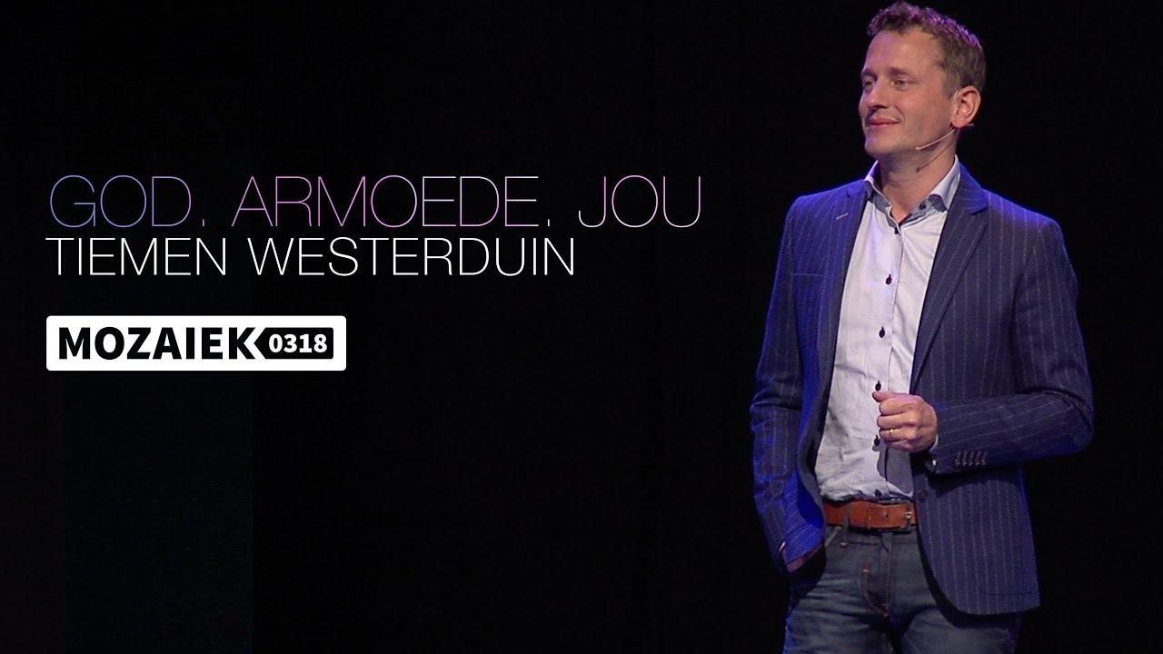 Preek: God, armoede, jou - Tiemen Westerduin