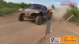 Thierry Bunel en pleine séance d'essais avec son proto ST Racing