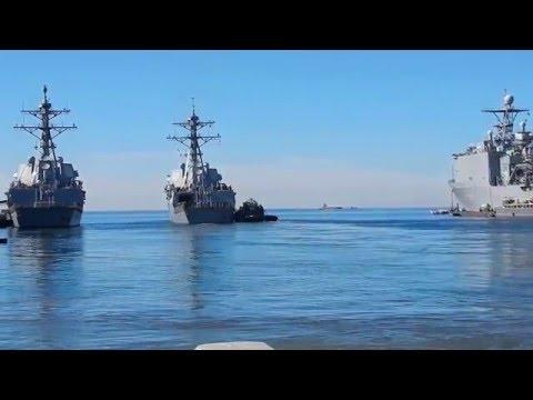 USS Gravely Deployment