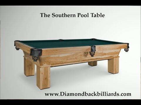Southern Pool Table By Olhausen Call 480-792-1115