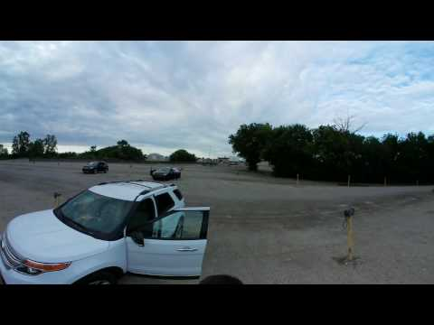 Ford drive in 360 degrees Dearborn MI