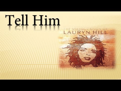 Tell Him - 1 Corinthians 13