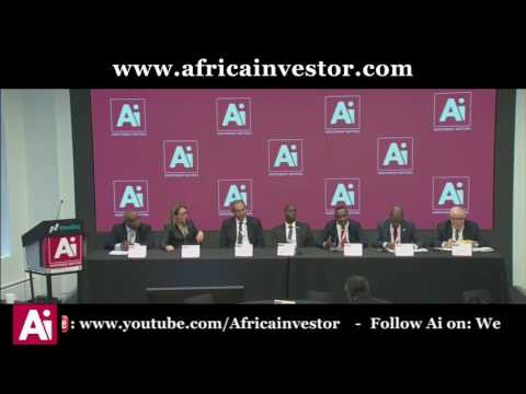 Paul Bwiso speaks at the Ai CEO Institutional Investment Summit 2016