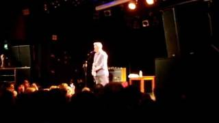 Billy Bragg - A Lover Sings @ ULU in London, 2010