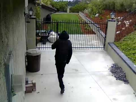 West Covina Burglary on May 24, 2016 - YouTube