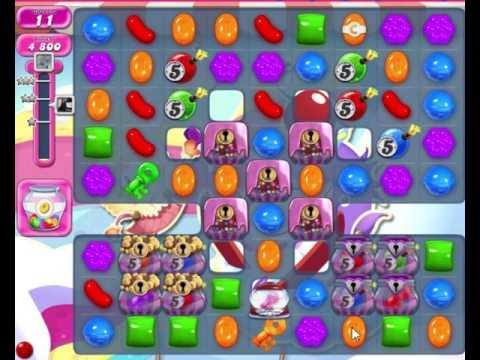 Candy Crush Saga LEVEL 2214 NO BOOSTERS