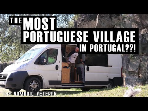 Is this the Most Portuguese Village in Portugal??! Former Ro