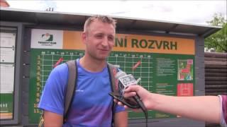 Pavel Nejedlý po prohře v prvním kole turnaje Futures v Ústí n. O.