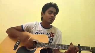 Beche theke labh ki bol (acoustic cover?) ft sayandev
