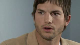 Ashton Kutcher talks about living in Iowa