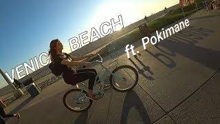 Venice Beach w/ Pokimane