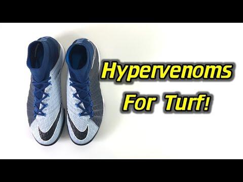Nike HypervenomX Proximo 2 Turf (Motion Blur Pack) - One Take Review + On Feet