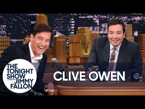 Jimmy's Pickle Obsession Almost Got Clive Owen's Daughter Arrested