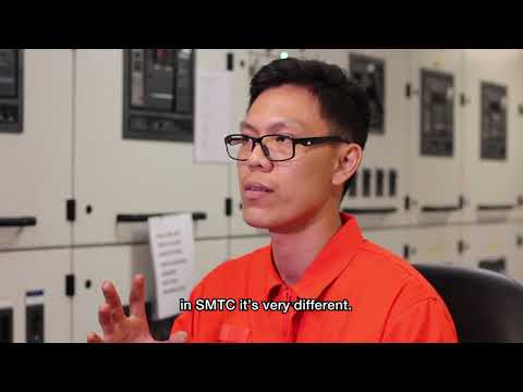 Training: Swire Marine Training Centre (SMTC) Intro Video (short ver.)