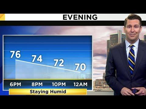 Metro Detroit weather brief, 8/6/2019, 4 p.m. update