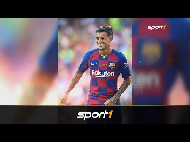 Nach Bayerns Transfercoup: Das ist Superstar Phlippe Coutinho   SPORT1