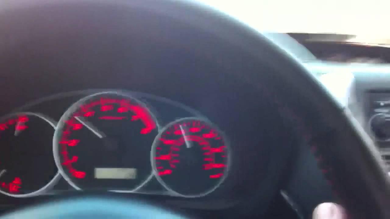 Acceleration - 2011 Subaru WRX Hard Acceleration - YouTube