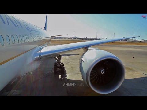SAUDIA 777-300ER Jeddah to Riyadh | الخطوط السعودية من جدة إلى الرياض