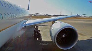 SAUDIA 777-300ER Jeddah to Riyadh   الخطوط السعودية من جدة إلى الرياض