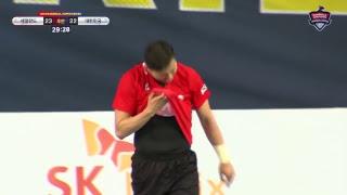 20180621 2018 handball premiere6 KOREA VS NETHERLAND (MAN)