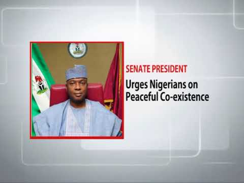 SENATE PRESIDENT ON INDEPENDENCE CELEBRATION