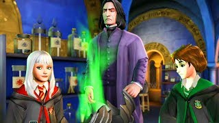 HARRY POTTER: HOGWARTS MYSTERY - Multiplayer Gameplay Trailer 2018 (Android, IOS)