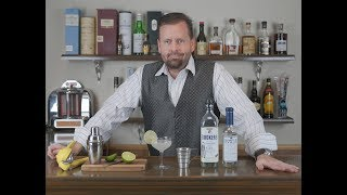 The Classic Gimlet Cocktail Recipe