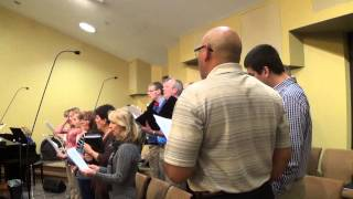 "Spirit and Song Ensemble - ""The Spirit of God"" 