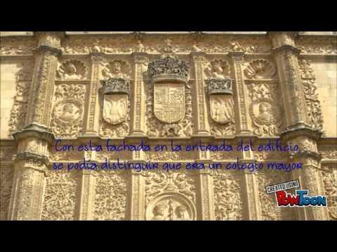 Universidad de Salamanca- Historia