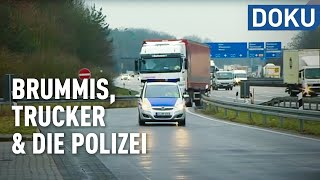 """Brummis, Trucker und die Polizei - """"hessenreporter"""""""