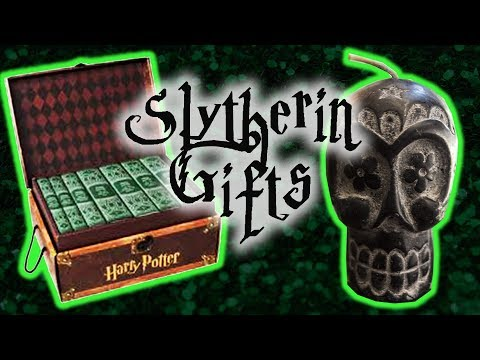 Slytherin Gift Ideas