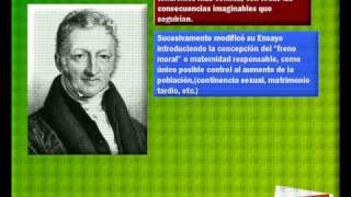textos cientificos Tomas Malthus