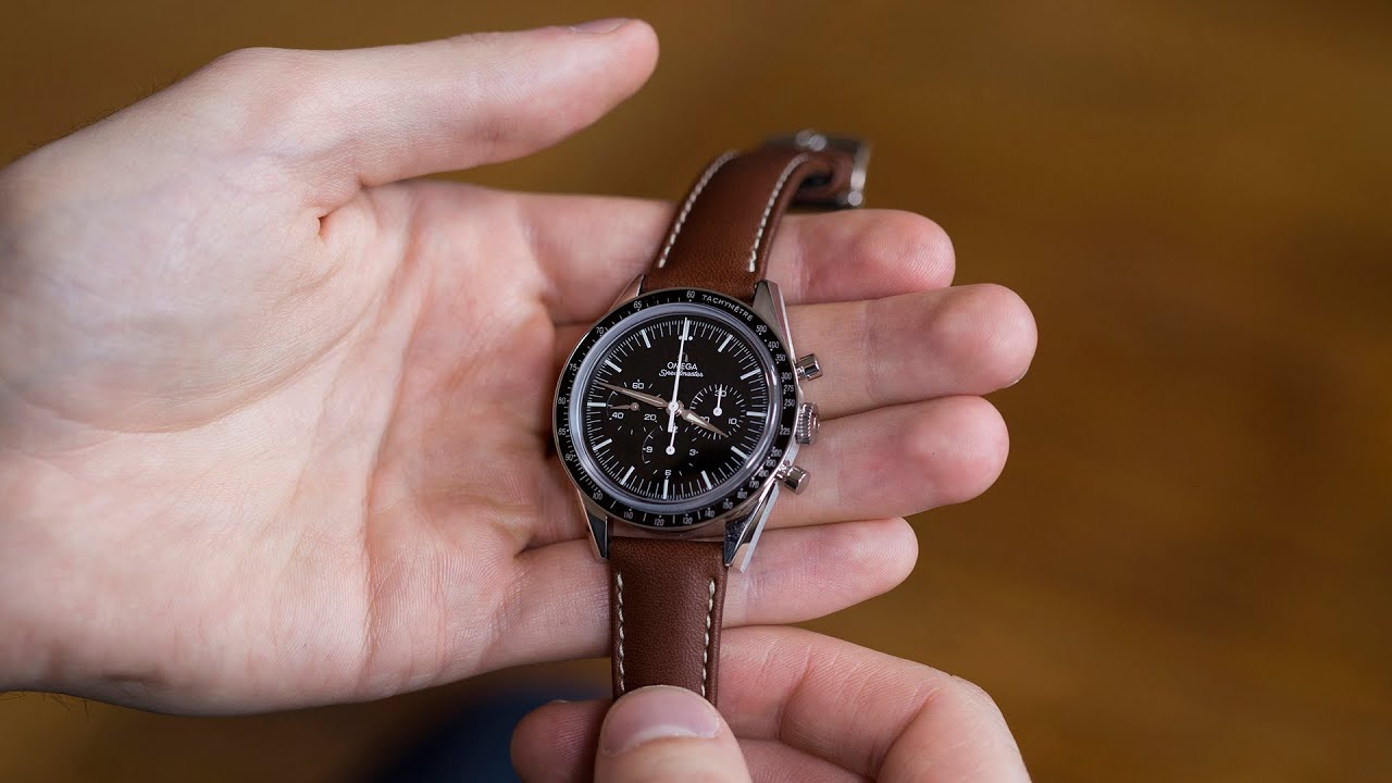A Week On The Wrist: The Omega Speedmaster 'First Omega In ...