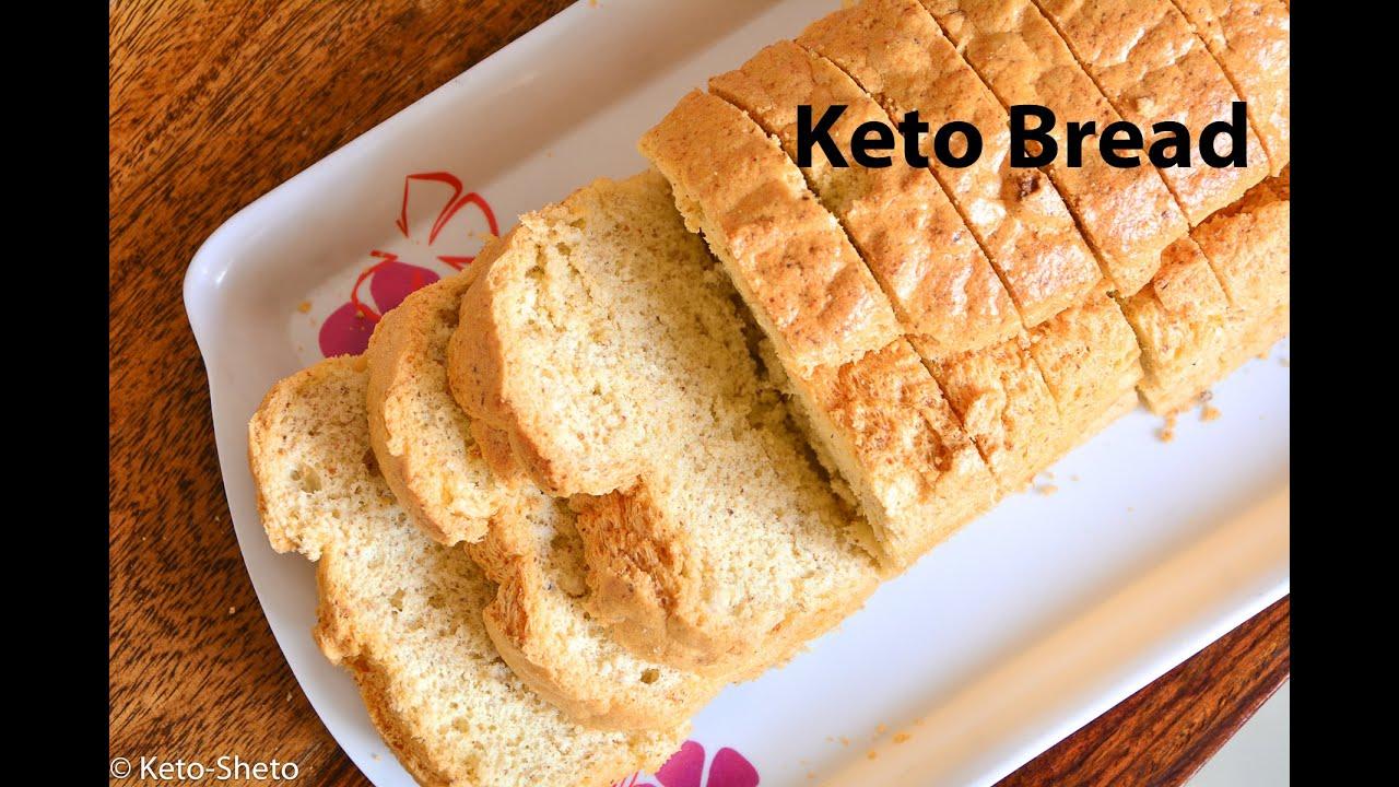 Keto Bread!!! - YouTube
