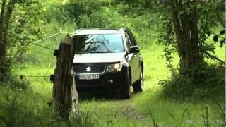 Prueba SUV - Kia Sportage,Toyota Rav4, Suzuki Gran Vitara PRMotor TV