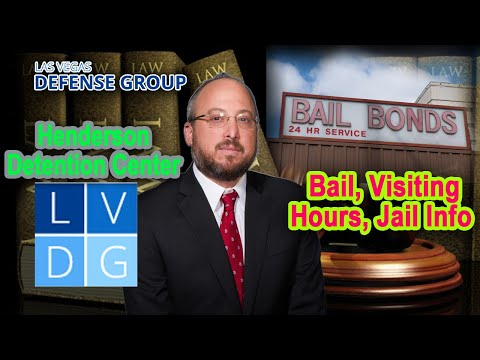 Henderson Detention Center - Bail, Visiting Hours, Jail Info
