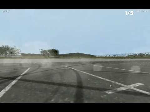 LFS - Honda Civic Drift [HD-TEST]