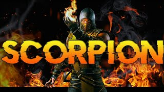 Mortal Kombat Scorpion Trubute Video