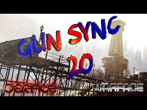 [Warface] GunSync №20 | Hollywood Undead – My Fight