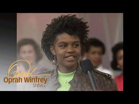"Spoiled Teen ""Earns"" Designer Wear As Rewards For Good Grades | The Oprah Winfrey Show | OWN"