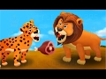 Kids Learn Feeding Wild Animals - Feeding Time Safari - Fun Educational Game for Children