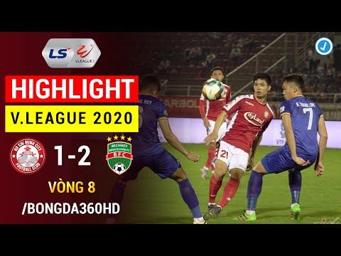 Than Quang Ninh Nam Dinh Goals And Highlights