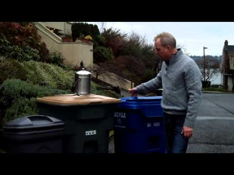Mark's Favorite Things - Recycling & Concern for Environment in Seattle