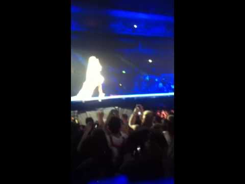 Little Monster Zone artRAVE Sheffield FRONT ROW centre stage Gypsy