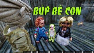 GTA 5 - Búp bê ma con Chucky lộ siêu năng lực bẩm sinh   GHTG