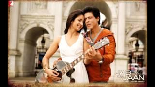 Gambar cover Jab Tak Hain Jaan - Title Track - Javed Ali & Shakthishree Gopalan Ft. SRK , Kat & Anushka ::HD::