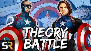 What Will Happen If Captain America Dies? [Theory Battle]