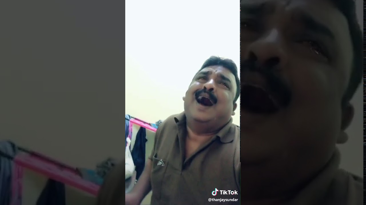 Very funny Indian guy crying tik tok video. Meme Template ...